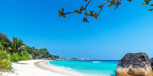 Je vais enfin vivre en Thailande