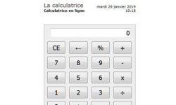Finies les appli pourries, optez pour notre calculatrice en ligne